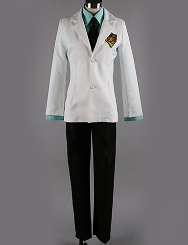 ad4fc789f69b4 Inspired by Kuroko no Basket Cosplay Anime Cosplay Costumes School Uniforms  Contemporary Coat / Blouse / Top For Men's / Women's