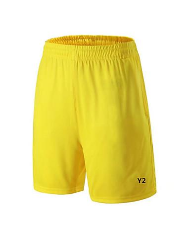 Hombre Chic de Calle Shorts Pantalones - Un Color Negro   Deportes 9946714223b