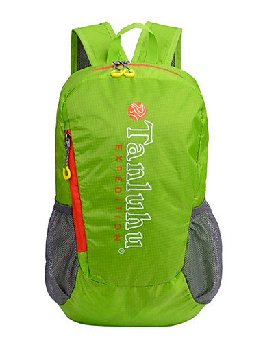 Lightweight Packable Backpack Hiking Backpack 35 L - Lightweight Fast Dry  Wearable Outdoor Hiking Camping Team Sports Nylon Green Blue Violet 53a9b2b09052f