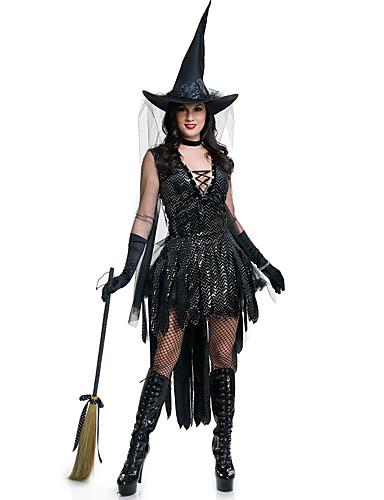 Vestiti Halloween Strega.Costumi Per Halloween E Carnevale In Promozione Online Collezione
