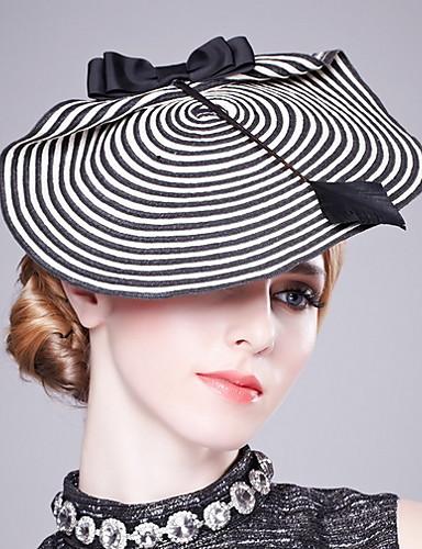 2268bb8c5dc Women s Party Beret Hat - Striped