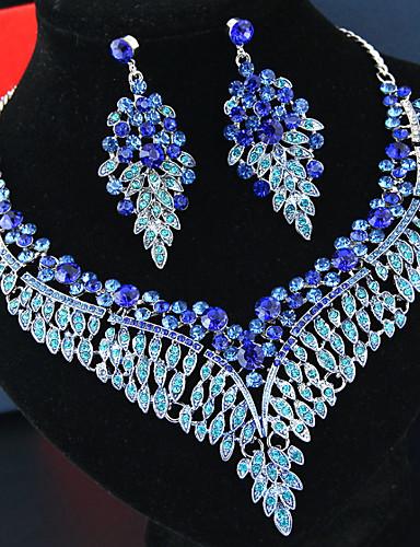 abordables Joyas de Moda-Mujer Legierung Conjuntos de Joyería - Elegante