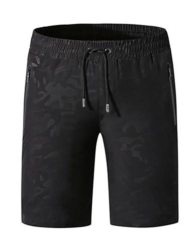 voordelige Herenondergoed & Zwemkleding-Heren Grote maten blauw Zwart Leger Groen Zwembroek Slips, shorts en broeken Zwemkleding - Geometrisch XXXXL XXXXXL XXXXXXL blauw