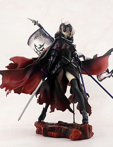 voordelige Cosplay & Kostuums-Anime Action Figures geinspireerd door Fate / Grand Order Jeanne d'Arc PVC 30 cm CM Modelspeelgoed Speelgoedpop