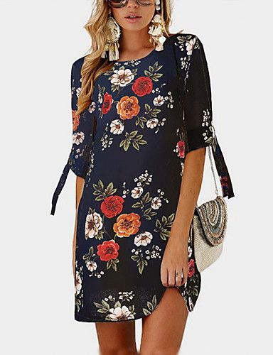 1d681ff41 cheap Women  039 s Dresses-Women  039 s Elegant Shift Dress