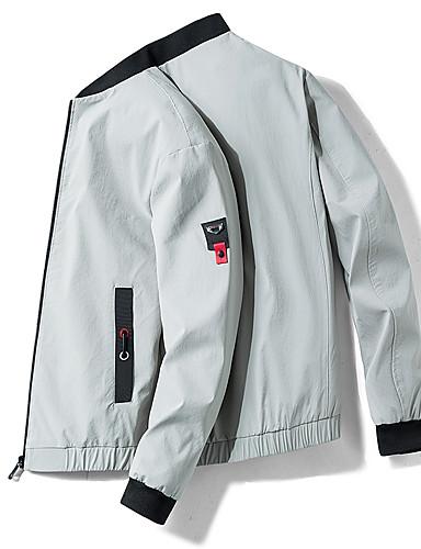 61b71b91e4cf Χαμηλού Κόστους Ανδρικά μπουφάν και παλτό-Ανδρικά Καθημερινά Άνοιξη  amp   Χειμώνας Κανονικό Σακάκι