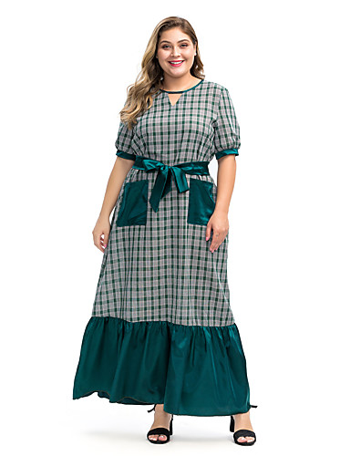 70d9c67a27b Καρό, Γυναικεία Φορέματα, Αναζήτηση στο LightInTheBox - σελίδα 2