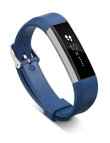צפו בנד ל Fitbit Alta פיטביט רצועת ספורט סיליקוןריצה רצועת יד לספורט