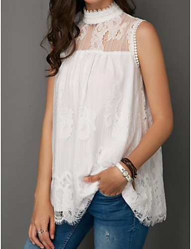 2e74d440cc3 cheap Women's Tops-Women's Daily Wear Blouse