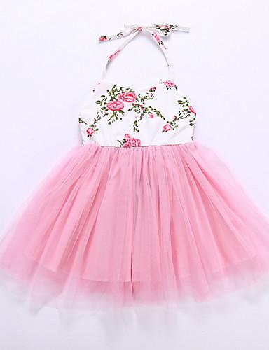 שמלה פרחוני בנות ילדים