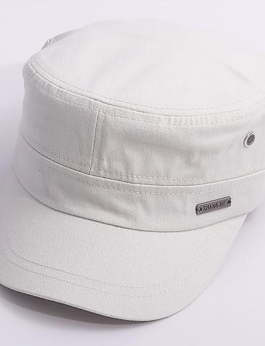 9978ca83690d87 cheap Men's Hats-Men's Unisex Basic Cotton