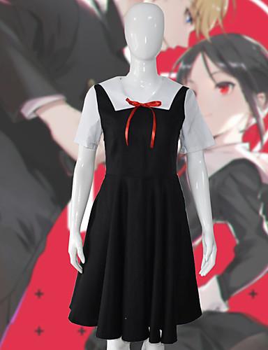 povoljno Anime kostimi-Inspirirana Kaguya-sama: Love is War Cosplay Anime Cosplay nošnje Japanski Dresses Za Žene