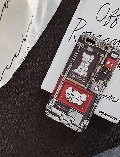 Pouzdro Uyumluluk Apple iPhone XS / iPhone XR / iPhone XS Max Şoka Dayanıklı / Toz Geçirmez / Temalı Arka Kapak Karton Silika Jel