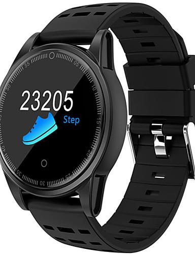 R13 smart watch erkekler kadınlar nabız kan basıncı pedometre çalışan spor izci spor akıllı izle