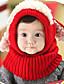 Kızlar / Erkekler Kış Pamuk Kızlar / Erkekler Şapkalar / Takı Seti Bandanalar