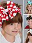 hesapli Kız Çocuk Kıyafetleri-Genç Kız Genç Erkek Tüm Mevsimler Saç Bantları Diğer Triko Saç Aksesuarları - Yeşil Mavi Pembe Koyu Kırmızı 12#