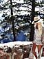 preiswerte Bikinis und Bademode 2017-Damen Cover-Up Mehrfarbig Hose