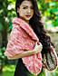 abordables Bufandas de Moda-Mujer Básico Triángulo - Fiesta Elegant Un Color