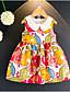 저렴한 여아 드레스-여자의 드레스 플로럴,여름 면 레이온 민소매