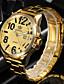 preiswerte Quartz-Damen Einzigartige kreative Uhr Armbanduhr Militäruhr Modeuhr Sportuhr Armbanduhren für den Alltag Quartz Kalender Edelstahl Band Charme
