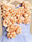 preiswerte Kleider für die Blumenmädchen-Ballkleid Pinsel Schleppe Blumenmädchenkleid - Satin Tüll Ärmellos Schmuck mit Schärpe / Band Blume durch LAN TING BRIDE®