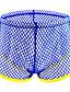 Χαμηλού Κόστους Εξωτικά ανδρικά εσώρουχα-Ανδρικά Μπόξερ Δίχτυ 1 Τεμάχιο Χαμηλή Μέση