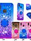 זול מגנים לטלפון-מארז עבור huawei huawei p חכם (2019) / p20 לייט ברק זוהר / טבעת מחזיק חזרה הכריכה צבע צבע רך tpu עבור huawei כבוד 7a / huawei p חכם