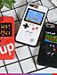 זול מגנים לאייפון-מארז iPhone xs מקס / iPhone x משחק מקרה חזרה כיסוי מילה / ביטוי / מוצק צבע tpu קשה עבור iPhone 6 / iPhone 6 פלוס / iPhone 6s 7 8 x x x x x x x x x x x x x x X