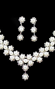 Women's Others Jewelry Set Earrings / Necklace - Regular For Wedding / Party / Birthday
