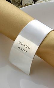 원재 웨딩 냅킨 냅킨 기타 베트 링 결혼식 파티 기념일 생일 파티 / 이브닝 약혼식 파티 처녀 파티 성인식 & 달콤한 열여섯 휴일 클래식 테마