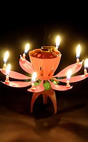 Thème jardin Thème de conte de fées Bougie Pour Invitée - 1 Bougies et Bougeoirs Bougeoir Boîte à cadeau