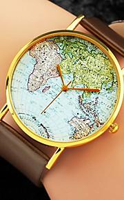 reloj del vestido reloj de los hombres de moda personalizados con diseño simple