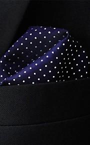 男性用 ベーシック オフィス 水玉 / 波点 / カラーブロック ネクタイ