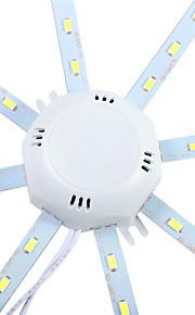 YWXLIGHT® 960 lm Φωτιστικό Οροφής 24 leds SMD 5730 Διακοσμητικό Ψυχρό Λευκό AC 220-240V
