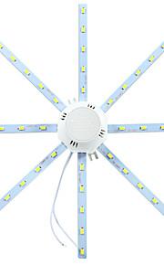 YWXLIGHT® 1600-1920 lm Φωτιστικό Οροφής 40 leds SMD 5730 Διακοσμητικό Ψυχρό Λευκό AC 220-240V