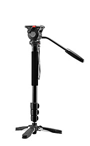 Aluminium 63CM 4.0 Sektioner GOPRO Digital Kamera Etbensstativ