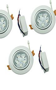 YouOKLight 450lm 5 LEDs LED Χωνευτό Σποτ Θερμό Λευκό Ψυχρό Λευκό AC 100-240V