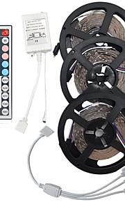 Lyssæt 900 lysdioder RGB Fjernbetjening Chippable Dæmpbar Farveskiftende Passer til Køretøjer Koblingsbar
