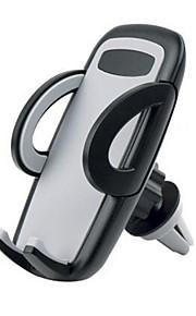 Bil Universal Mobiltelefon Montage Stativ Holder Justerbar Stander 360° Rotation Universal Mobiltelefon ABS Holder