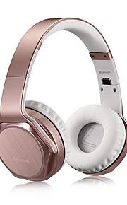 HM3 Op het oor Draadloos Hoofdtelefoons Dynamisch Roestvast staal Mobiele telefoon koptelefoon HIFI Met volumeregeling met microfoon