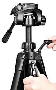 Aluminium 57mm 3 Sektioner Mobiltelefon Digital Kamera Stativ