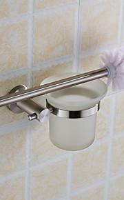 Toalett Børster & Holdere Moderne Rustfritt Stål 1 stk - Hotell bad