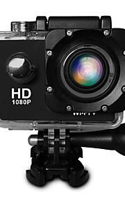 SJ4000 Action Kamera / Sportskamera 20MP 4608 x 3456 Wifi Justerbar Trådløs Vidvinkel 30fps ± 2 EV CMOS 32GB H.264 Timelapse Uafbrudt