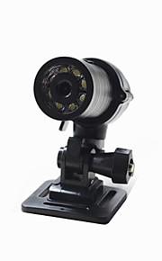 锐思(RISING) HHy-WS10 1.3 MP 1280 x 720 Udendørs Høj definition LED-indikator Belysning Multi-funktion Special Design SD/USB-support