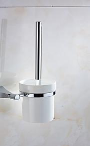 Toalettbørsteholder Høy kvalitet Moderne Metall 1 stk - Hotell bad Vægmonteret