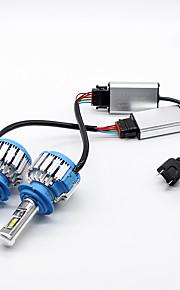 H7 Auto Žárovky 35 W High Performance LED 7000 lm Čelovka