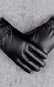 Hombre Para dedos Guantes - A Prueba de Agua / Mantiene abrigado / Paravientos: Un Color