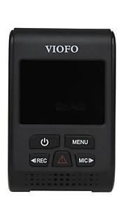 VIOFO A119S 720p / 1080p Auto DVR Široký úhel 2 inch Dash Cam s Detekce pohybu Ne Záznamník vozu / 2.0