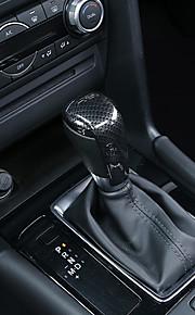 Til Bilen Vehicle Shift Knob Refit(Plastik)Til Mazda Alle år CX5