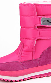 25a47b3b340 Γυναικεία Σουέτ / Πανί Φθινόπωρο / Χειμώνας Μπότες Χιονιού / Μποτίνι Μπότες  Παπούτσια Σκι Μποτίνια Ροζ
